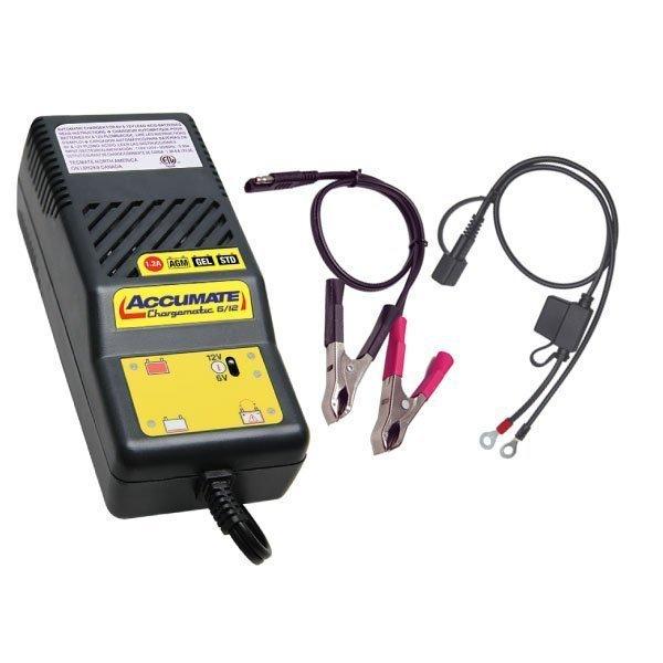 Cargador Bateria AccuMate 6/12V