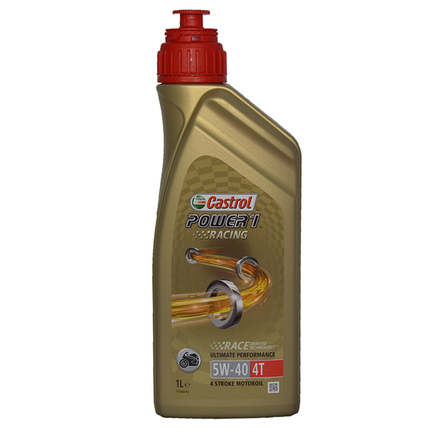 Castrol Power1 5w40 Racing 4T 1L
