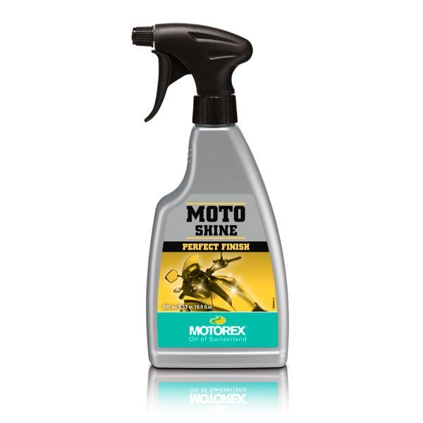 Abrillantador Moto Shine Motorex 500ml