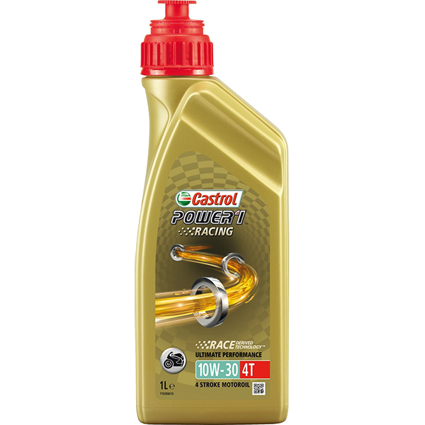 Aceite 10W30 Castrol Power 1 Racing 4T 1L