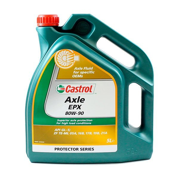 Aceite Castrol Axle EPX 80W90 5L