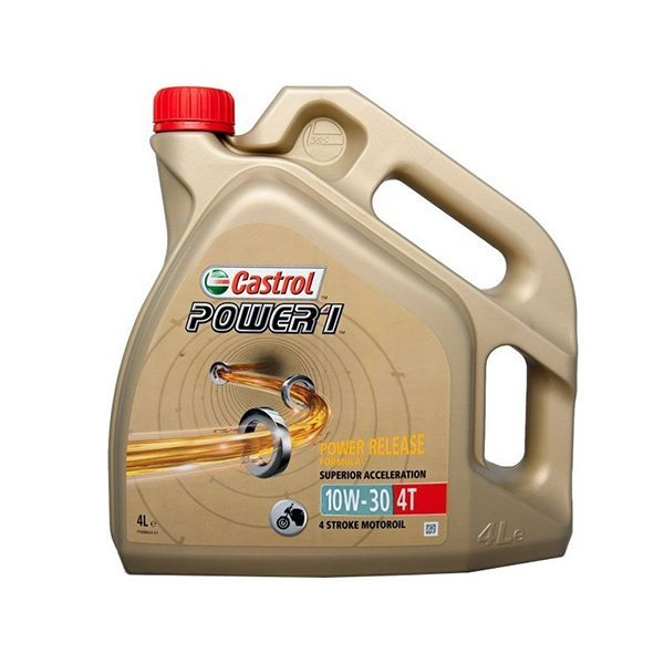 Aceite Castrol Power1 10W30 4L