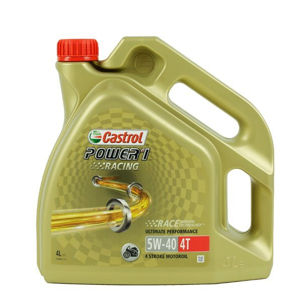 Aceite Castrol Power1 Racing 5W40 4L