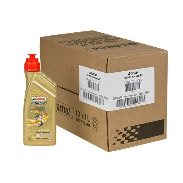 Aceite Castrol power1 Racing 2T 1L