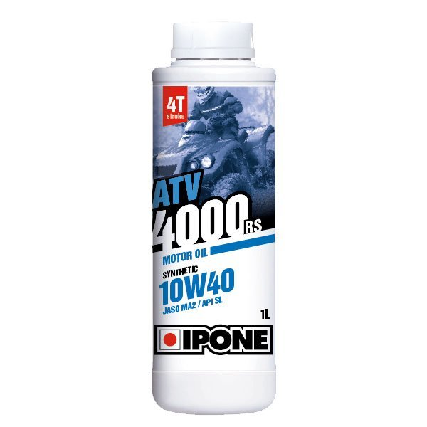 Aceite Ipone Atv 4000 RS 10W40 1L