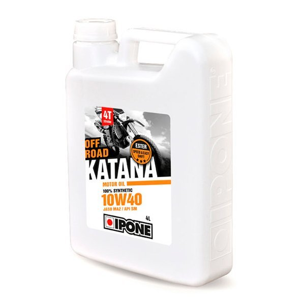 Aceite Ipone Full Katana Off-Road 10W40 4L