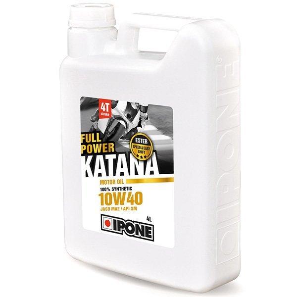 Aceite Ipone Full Power Katana 10W40 4L