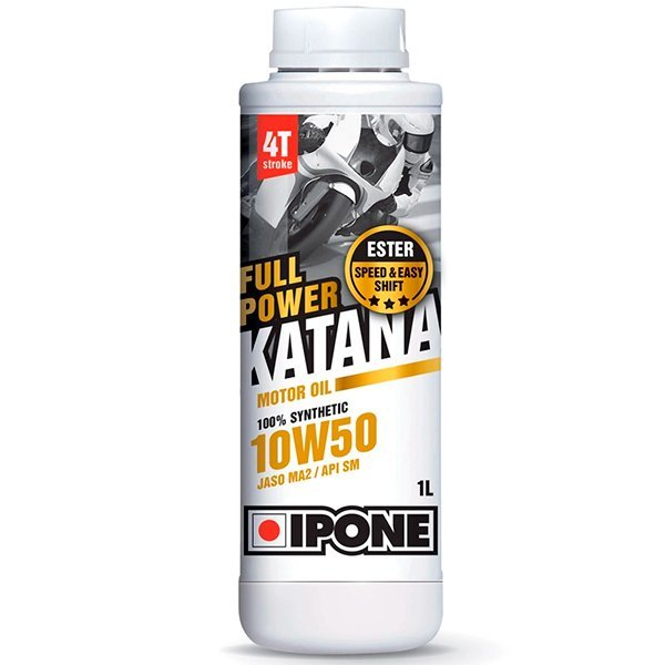 Aceite Ipone Full Power Katana 10W50 1l