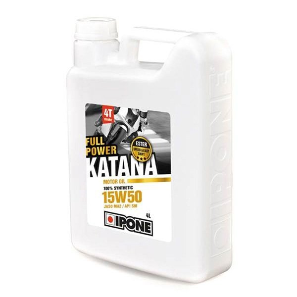 Aceite Ipone Full Power Katana 15W50 4L