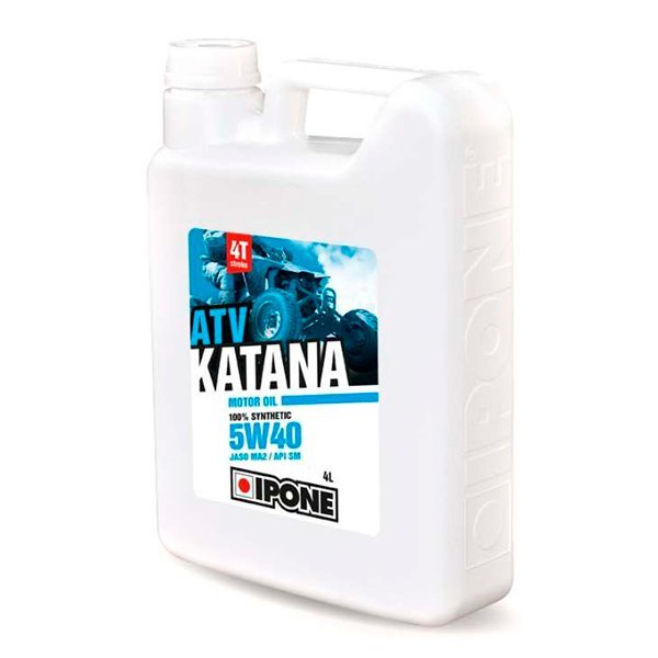Aceite Ipone Katana ATV 5W40 4L