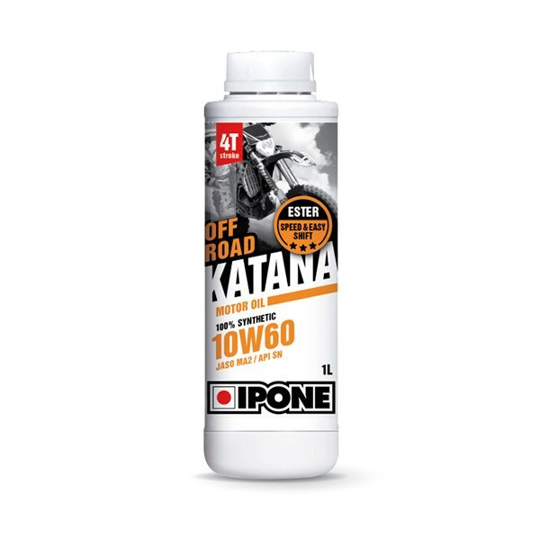 Aceite Ipone Off Road Katana 10W60 1L