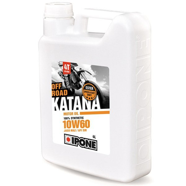 Aceite Ipone Off Road Katana 10W60 4L