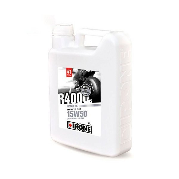 Aceite Ipone R4000 RS 15W50 4L