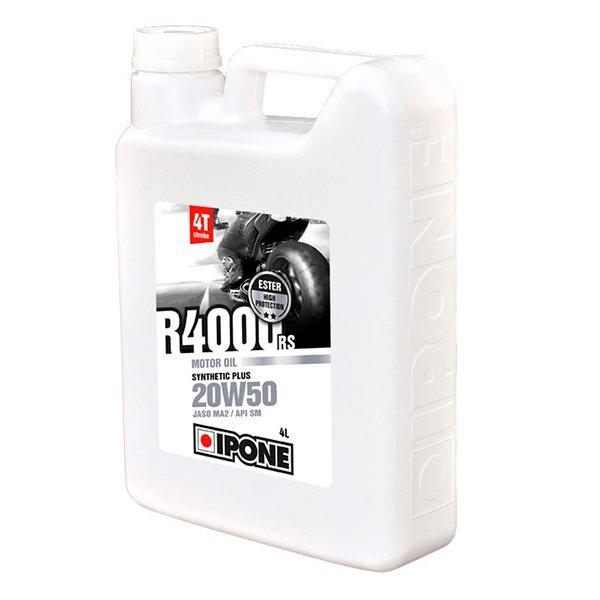 Aceite Ipone R4000 RS 20W50 4L