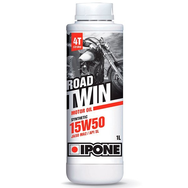 Aceite Ipone Road Twin 15W50 1L