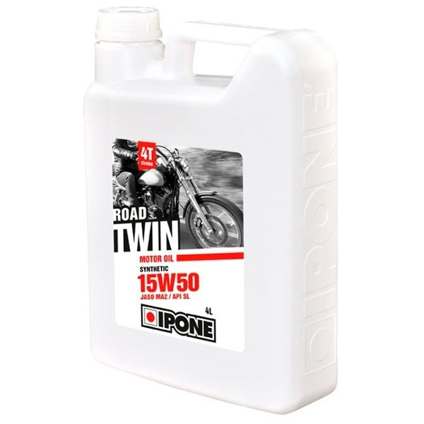 Aceite Ipone Road Twin 15W50 4L