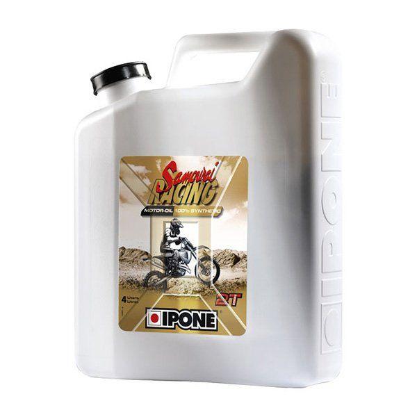 Aceite Ipone Samurai Racing 4L fresa