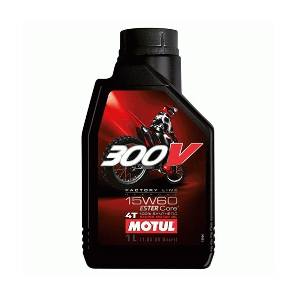 Aceite Motul 300V 15W60 Off Road 1l