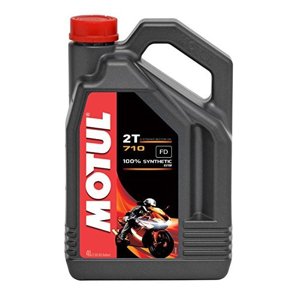 Aceite Motul 710 2T 4 litros