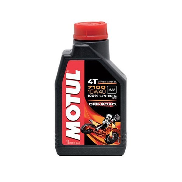Aceite Motul 7100 10W40 Off Road 1l