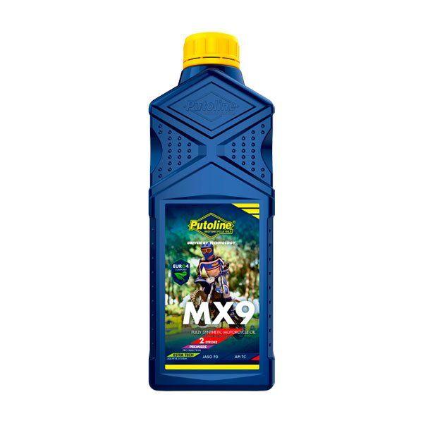 Aceite Putoline MX9 2T Ester Tech 2T 1L