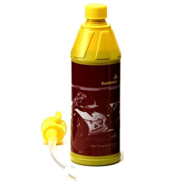 Aceite Scottoil Rojo 500ml