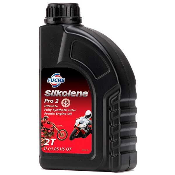 Aceite Silkolene 2T Pro 2 1L