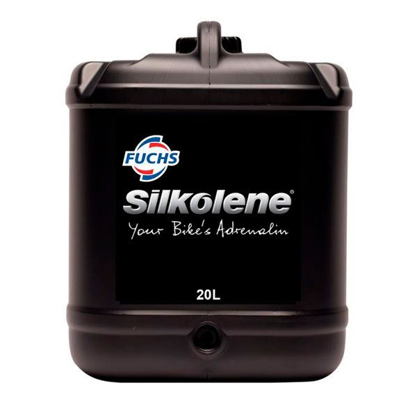Aceite Silkolene Pro 4 10W40 XP 20L