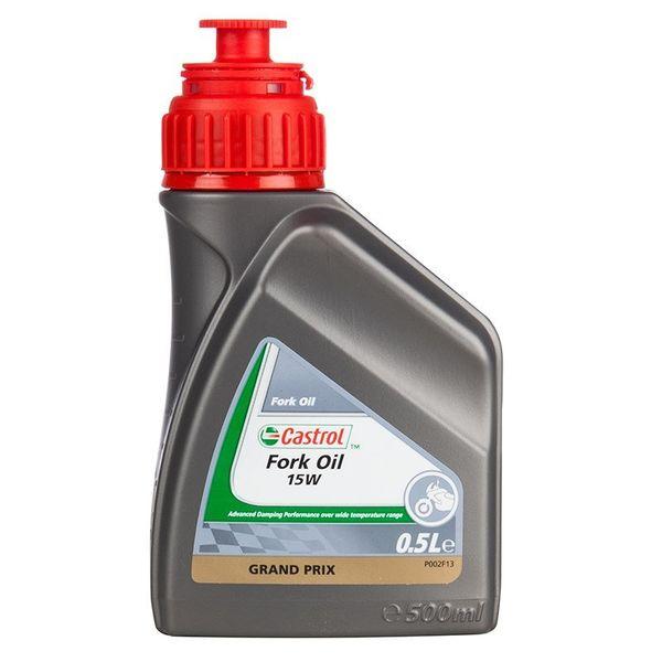 Aceite de Horquilla Castrol 15W