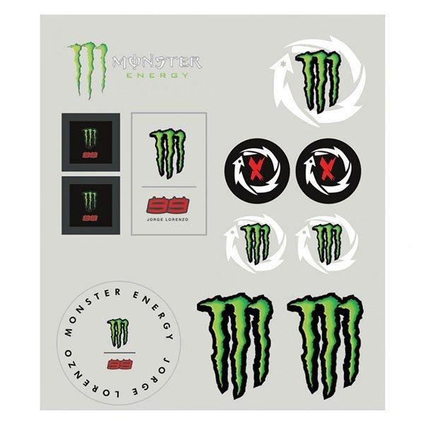 Adhesivo del dorsal del piloto de Moto GP Jorge Lo