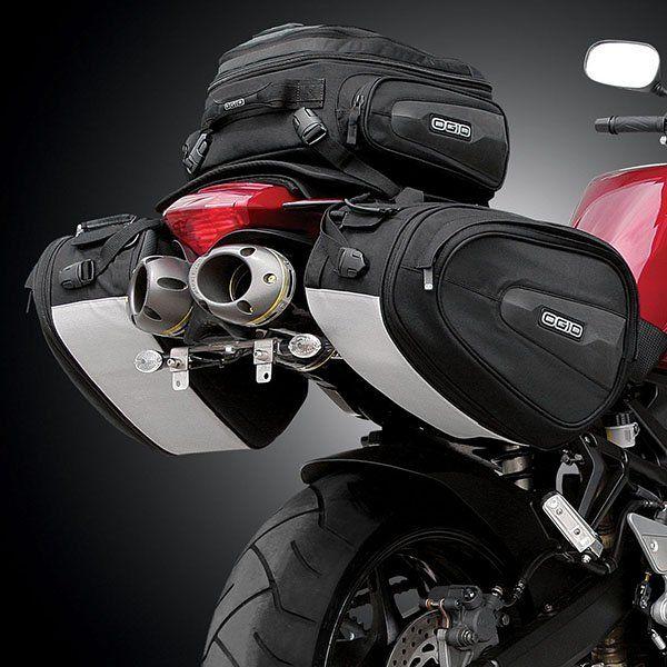 Alforjas Laterales Moto OGIO-2