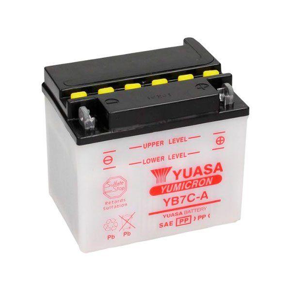 Batería Yuasa YB7C-A