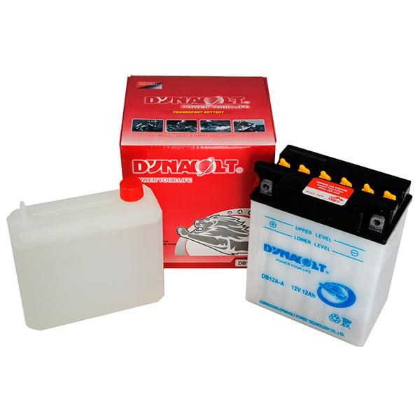 Bateria Dynavolt YB12A-A