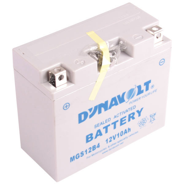 Bateria Dynavolt YT12B-4 (YT12B-BS)