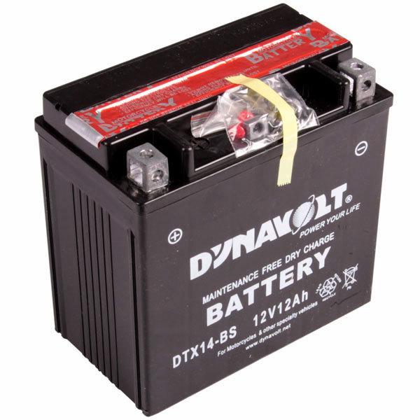 Bateria Dynavolt YTX14-BS