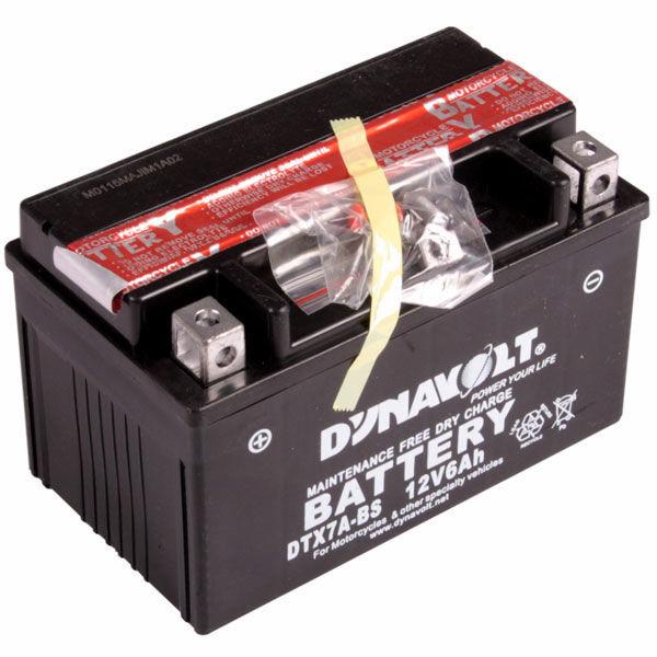 Bateria Dynavolt YTX7A-BS