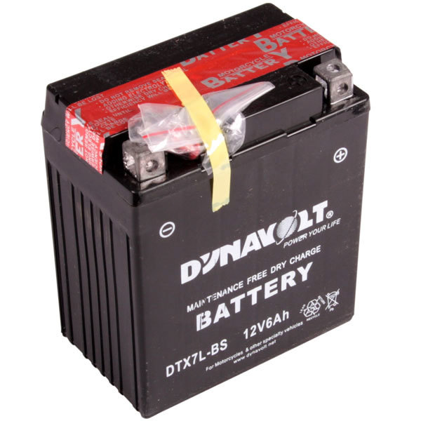 Bateria Dynavolt YTX7L-BS