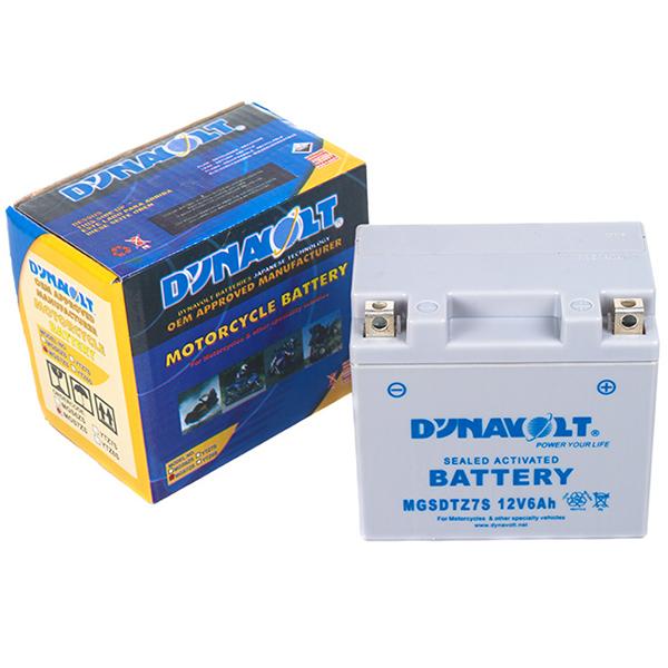 Bateria Dynavolt YTZ7S