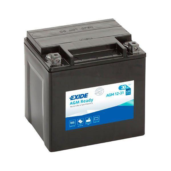 Bateria Exide AGM 12-31