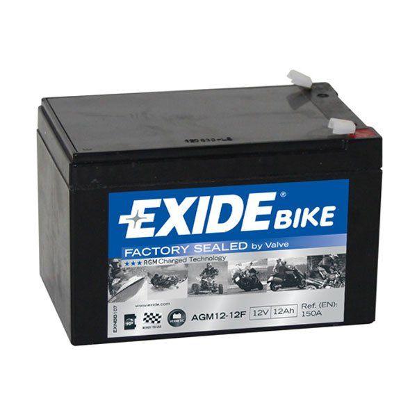 Bateria Exide AGM12-12F