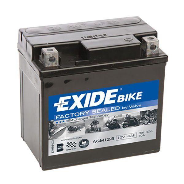 Bateria Exide AGM12-5