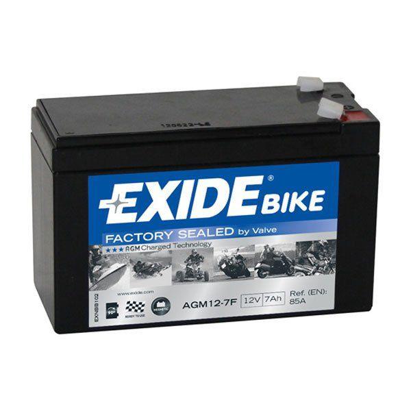Bateria Exide AGM12-7F