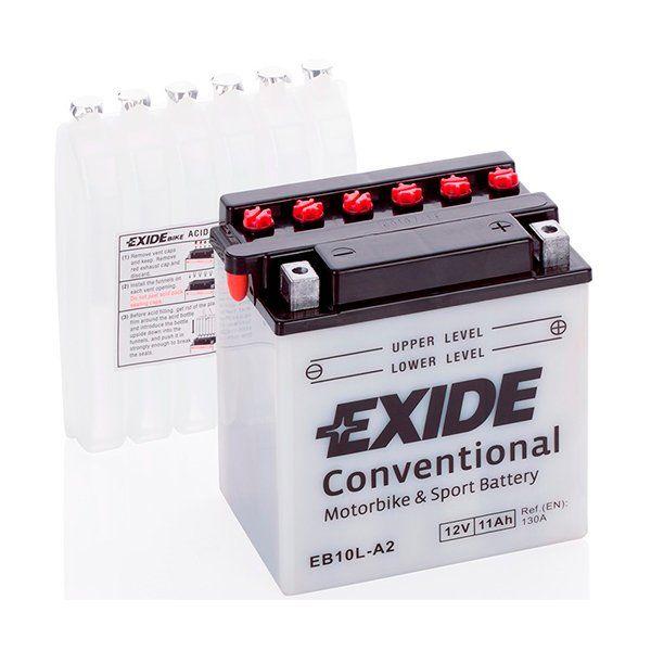 Bateria Exide YB10L-A2