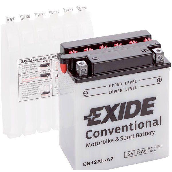 Bateria Exide YB12AL-A2