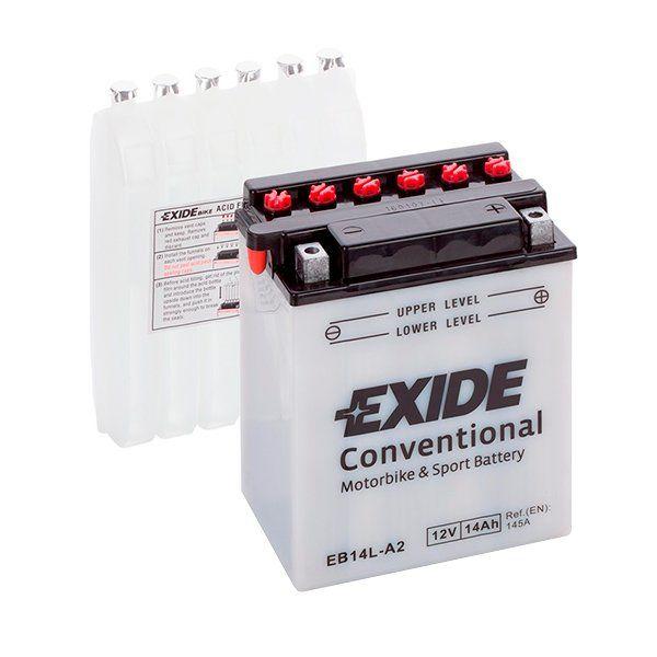 Bateria Exide YB14L-A2