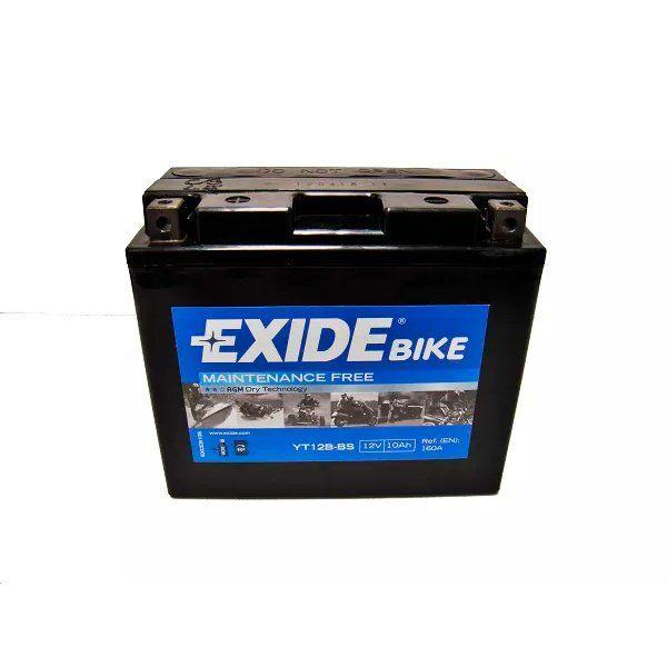 Bateria Exide YT12B-BSv