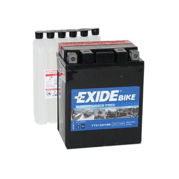 Bateria Exide YTX14AH-BS