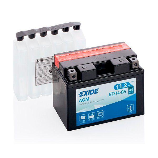 Bateria Exide YTX14L-BS