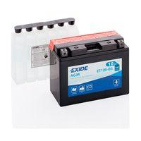 Bateria Exide YTZ14S-BS