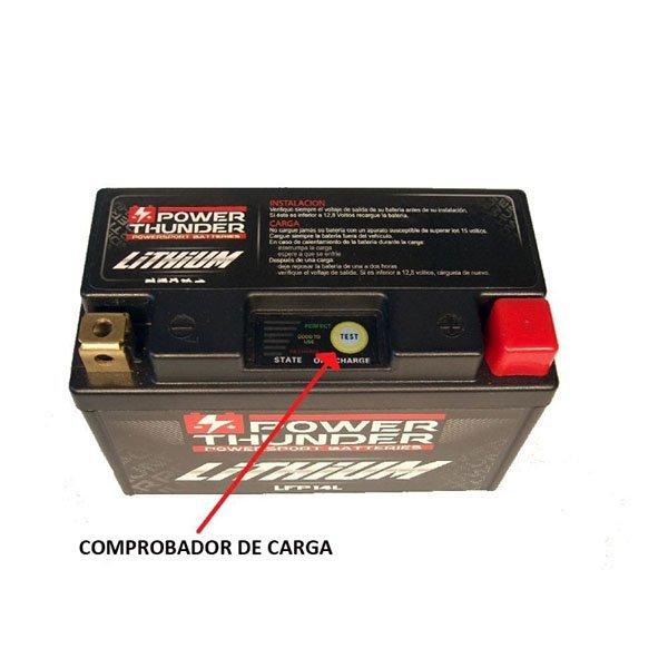 Bateria Litio Power Thunder YTZ5S-1